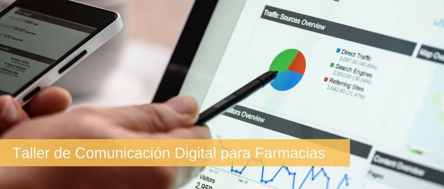 Taller de Comunicación Digital para Farmacias