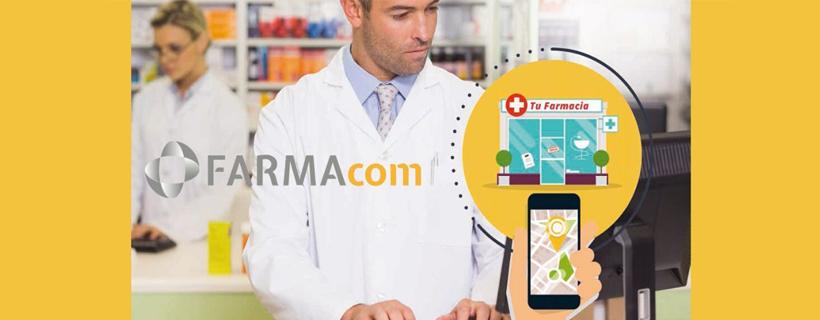 FARMAcom para la farmacia online