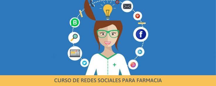 Curso Redes Sociales Farmacias Farmacom