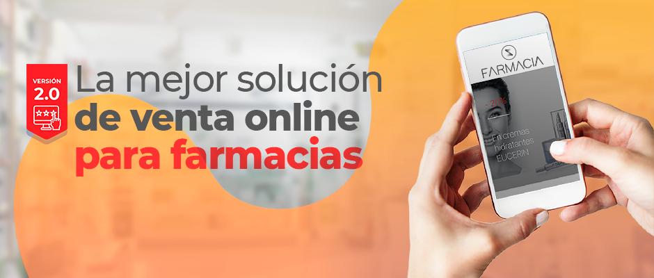 Tiendas online para farmacias